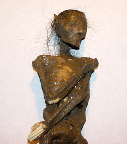 The Art Of Darkness 187 Tutorial Mummified Fairy