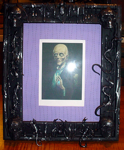 The Art Of Darkness 187 Tutorial Goth Picture Frame