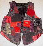Finished Vest