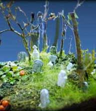 The Art Of Darkness Blog Archive Cemetery Terrarium