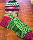 Hobbit Socks