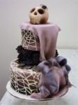 Bride of Dracula Cake