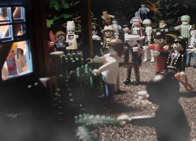 Playmobil Zombies