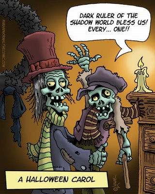 Halloween Carol