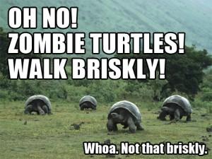 Zombie Turtles