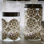 Lace Lantern
