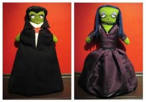 Mr. and Mrs. Dracula