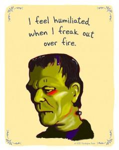 Frankenstein Secret