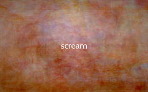 Color of Scream