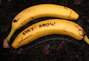 Accusatory Bananas