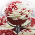 Bloody Rose Cupcakes