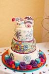 Muerto Cake