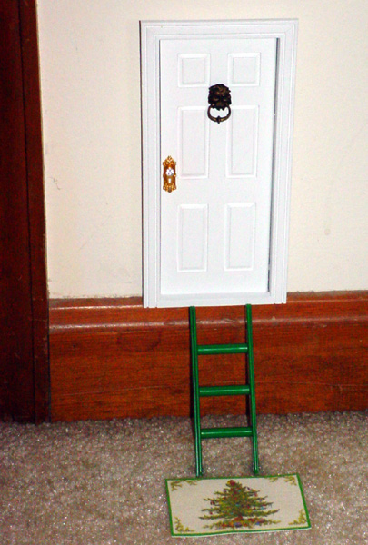 The Art of Darkness » Blog Archive » Install a Fairy Door
