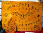 Bat Ouija Board