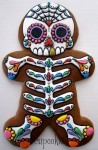 Calavera Cookie