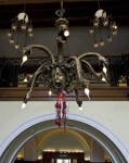 Gorgon Chandelier