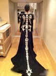 Spine Dress