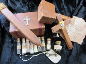 The Art Of Darkness Blog Archive Diy Vampire Hunting Kit