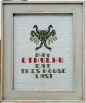 Cthulhu Cross Stitch