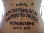Ouija Tattoo