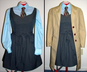 Doctor Who Pinafore