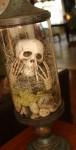 Skull Urn
