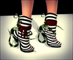 Tim Burton Shoes