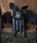 Dust Bunny Bat