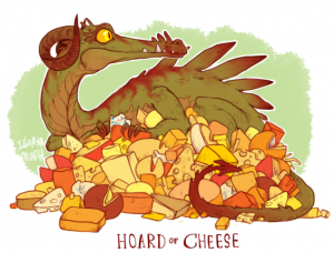 Hoard of Cheese