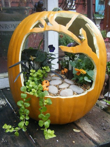 Image result for jack o lantern village