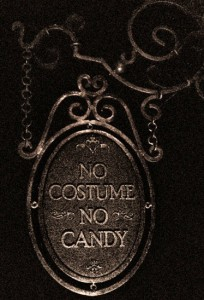No Costume No Candy