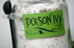 Poison Ivy Bath Salts