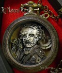 Poe Pocket Watch