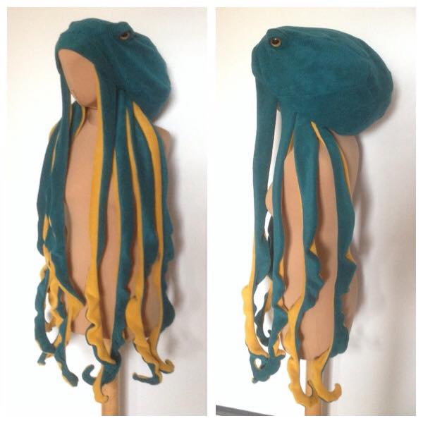 The Art of Darkness » Blog Archive » Octopus Hats 4c7aa4baf38