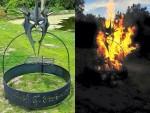 Sauron Fire Pit