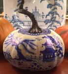 Chinoiserie Pumpkin