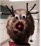 Reindeer Bun