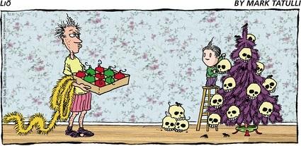Lio Comic