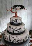 Raven Cake